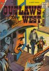 Cover For Outlaws of the West 18