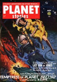 Large Thumbnail For Planet Stories v05 12 - Temptress of Planet Delight - B. Curtis