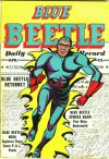 Cover For Blue Beetle 58