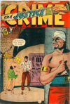Cover For Crime And Justice 13