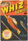 Cover For Whiz Comics 69