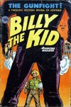 Cover For Billy the Kid Adventure Magazine 21