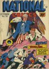 Cover For National Comics 36