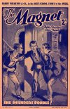 Cover For The Magnet 1632 The Bounder's Double!