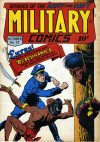 Cover For Military Comics 23