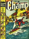 Cover For Champ Comics 21