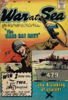 Cover For War at Sea 35