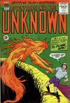 Cover For Adventures into the Unknown 138