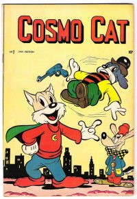 Large Thumbnail For Cosmo Cat #2