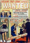 Cover For Wanted Comics 45