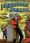 Cover For Forbidden Worlds 4
