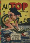 Cover For All Top Comics 9