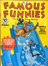 Cover For Famous Funnies 87