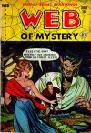 Cover For Web of Mystery 11