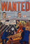 Cover For Wanted Comics 21