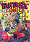 Cover For Fantastic Comics 22