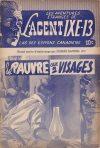 Cover For L'Agent IXE 13 v2 52 Le pauvre aux deux visages