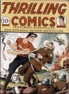 Cover For Thrilling Comics 11 (fiche)