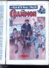Cover For The Champion 1358