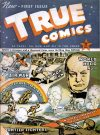 Cover For True Comics 1