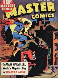 Large Thumbnail For Capt. Marvel Jnr Compilation Vol 01