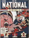 Cover For National Comics 12 (fiche)