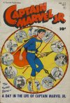 Cover For Captain Marvel Jr. 111