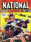 Cover For National Comics 27