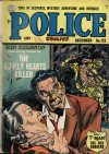 Cover For Police Comics 122