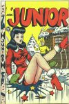Cover For Junior Comics 11