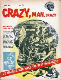 Large Thumbnail For Crazy, Man, Crazy 2