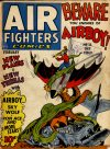 Cover For Air Fighters Comics v1 5