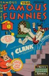 Cover For Famous Funnies 150