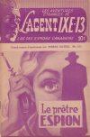 Cover For L'Agent IXE 13 v2 115 Le prêtre espion