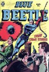 Cover For Blue Beetle 60