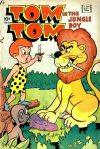 Cover For Tom Tom the Jungle Boy 1