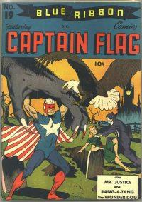 Large Thumbnail For Blue Ribbon Comics #19