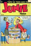 Cover For Junie Prom Comics 2