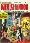 Cover For Ken Shannon 8