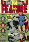 Cover For Feature Comics 80