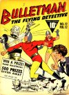 Cover For Bulletman 12