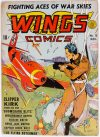 Cover For Wings Comics 15