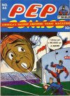 Cover For Pep Comics 44