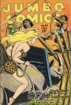 Cover For Jumbo Comics 83