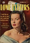 Cover For Love Letters 13