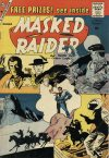 Cover For Masked Raider 21