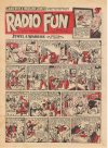 Cover For Radio Fun 572