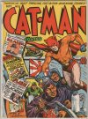 Cover For Cat Man Comics 13