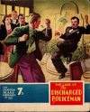 Cover For Sexton Blake Library S3 195 - The Case of the Discharged Policeman