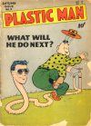 Cover For Plastic Man 9